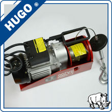 600kg 700kg high quality Mini Electric winches crane motor