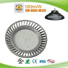 Metal halide replacer led high bay light 200w 90 degree with UFO style design