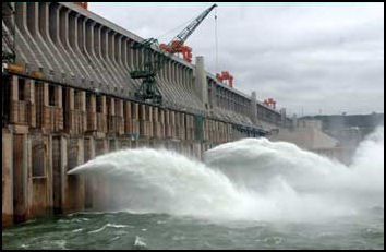 Dredging of dam reservoirs new technology