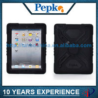 military heavy duty protective case for ipad 4 3 2