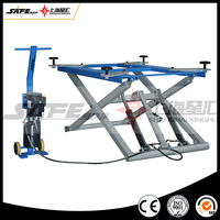 Best quality top grade scissor car lift for second floor With ISO9001 Certificate