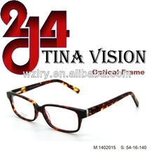 2014 italy design eyeglasses new style optical frame (1402015)