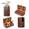 Cheap price pine wood wine boxes/wine bottle box
