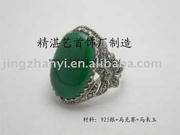 Copper Emerald Ring custom Design Buy Copper Emerald