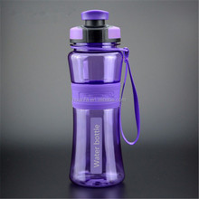 Recycle plastic sport shaker supplements water bottle for wholesale