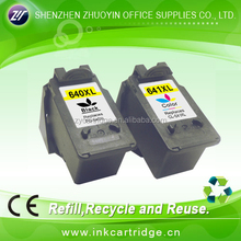 ink cartridge for PG640XL CL641XL(show ink level)