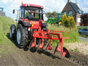 Sell farm mounted reversible disc plough with tractor
