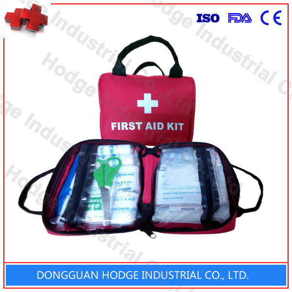 Emergency survival car/home first aid kit 100 piece