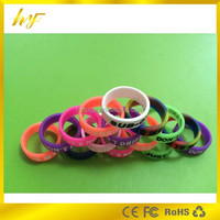 customized logo printing e cigarette mod accessories silicone vape band ring from China supplier