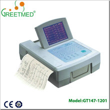 Professional ecg machine 3 channel