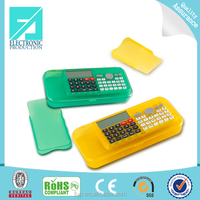 Fupu mini scientific calculator with pencil box