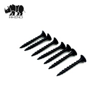 Best price Black gypsum phosphated bugle head coarse thread oxidir drywall screw price