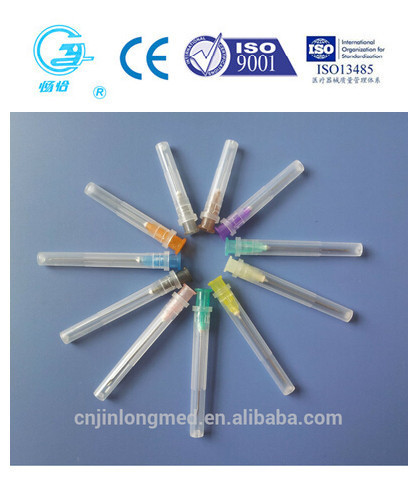 High Quality Medical Used Flexible Syringe Needle