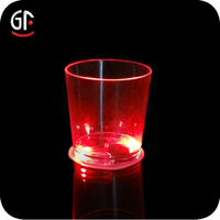 Novelty Products For Sell Wedding Favours 35ML Clear Shot Glass Cup