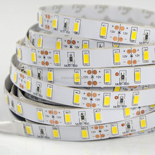 High quality Hot sell flexible 60pcs Smd 5630 led strip light