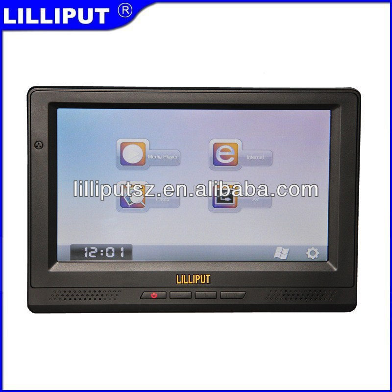 "PC-865 CPU TI OMAP3525 600MHz processor 8"" Touch tablets pc"