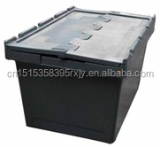 stackable high temperature plastic container/high quality plastic containers for sale