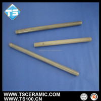reaction ceramic thermocouple protection tube,high temperature with long life span