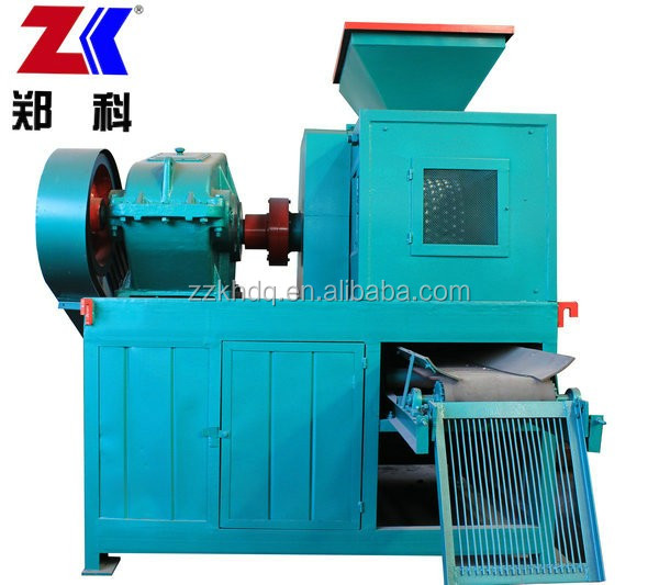 Black Coal / Blind Coal Roller Pressing Machine For Various Materials