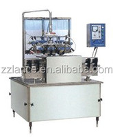 hot sale La-F2000 used glass bottle washer with video