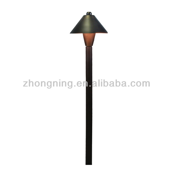 outdoor stand pole lighting
