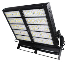 Football stadium 5 years warranty 100000 lumen led flood light 1000w soccer field led flood light