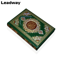 Rechargeable holy quran pen reader big size digital al quran with urdu translation