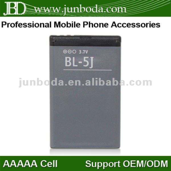 BL-5J cell phone battery For Nokia for 5530 5530XM 5800 5800XM 5800IXM