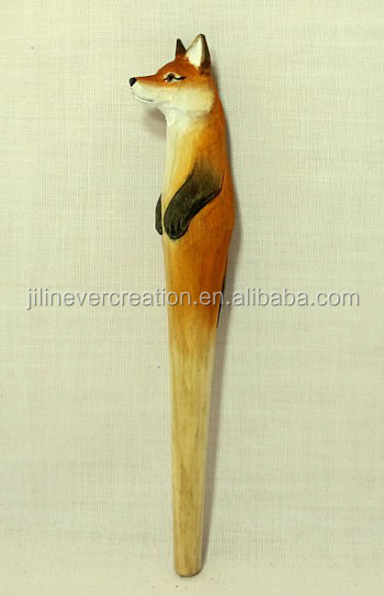 hand made wood pens