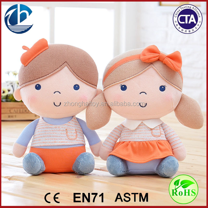 Supplier Wholesale Custom Stuffed Toy Plush Fairy Doll,Plush Fairy Doll For Promotion,Plush Doll