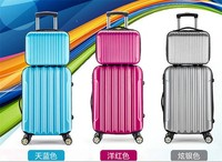 2015 ABS best brand suitcase sets trolley luggage bag