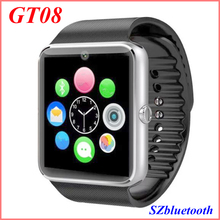 Shenzhen Factory low price wholesale GT08 watch mobile phone