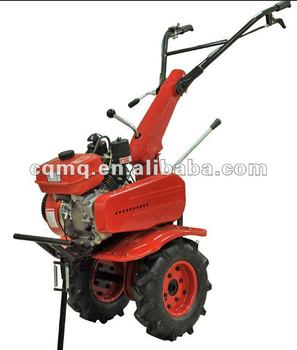 MeiQi 7HP 170F Diesel Power Tiller of Farm Machinery for plough
