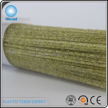 Diamond abrasive fiber