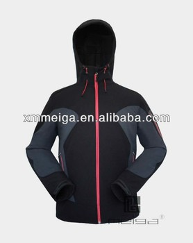 waterproof softshell jacket for men