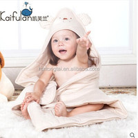 embrodiery GOTS organic cotton Newborn baby blanket