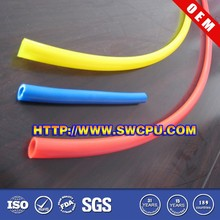 Colorful Silicone Foam Rubber Tube