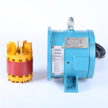 high performance low noise 10kw permanent magnet synchronous motor