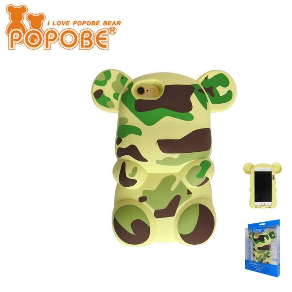 New Arrival Camouflage Cellphone Case For Iphone6 PVC Material Dustproof Case