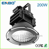 high light efficient 200W led flood light ,Meanwell constant current driver,high power>0.95 ,CE & RoHS