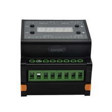 DMX302 DMX triac dimmer led brightness controller AC90-240V TRIAC 3-Output