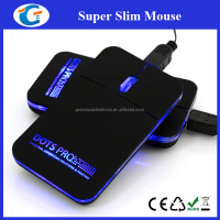Mini optical wired usb pocket mouse for pc notebook