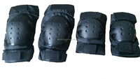 4pcs motorcycle motocross short knee pad elbow pads motorbike wear knee guard off road riding dirt bike knee elbow protector