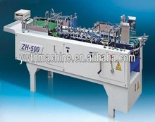 ZH-500 Automatic Small Fold Box Glue Machine