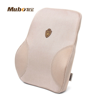 Comply with the principle of human body engineering Office Lumbar Cushion, car Memory Foam Waist Cushion