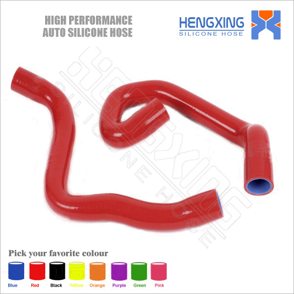Flexible Silicone Radiator Hose For FORD FOCUS 1.8/2.0/ Duratec / MAZDA MZR