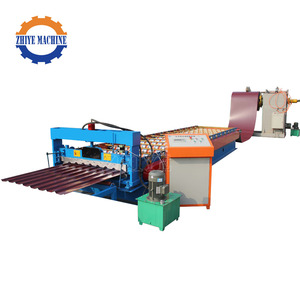 Hot Sale Corrugated Steel Sheet Forming Machine