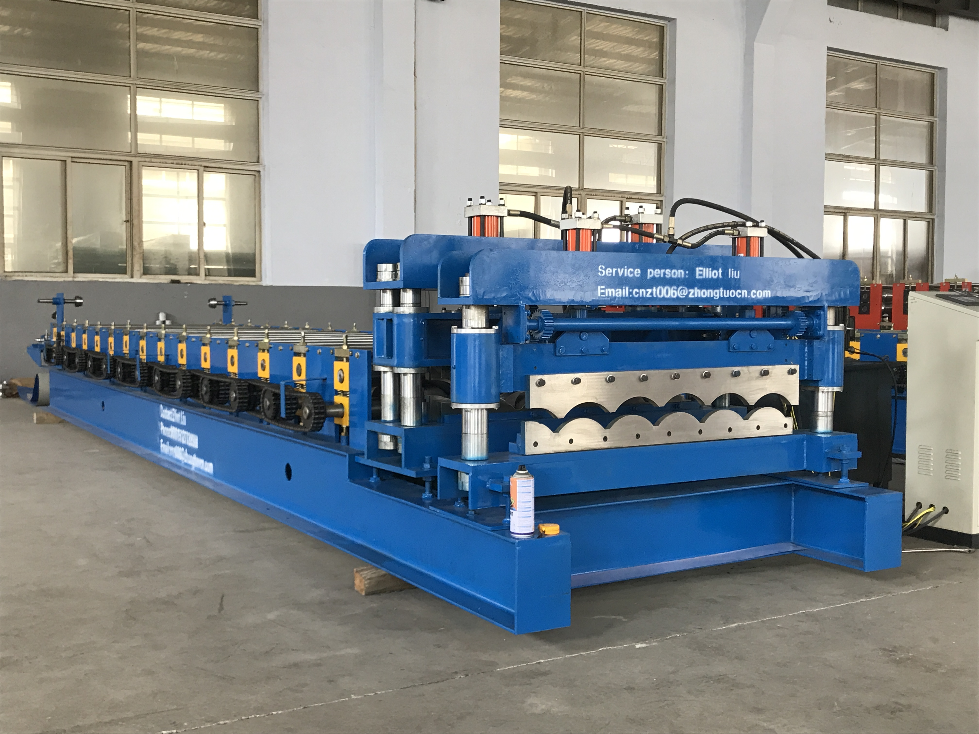 Automatic tile making machine made in China