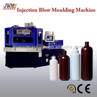 small plastic injection blow molding machine