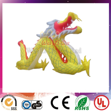 hot sale cheap advertising inflatable giant dragon